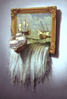 21 Awesome and Surreal Paintings and Editorial Art works