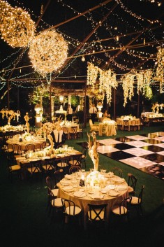 Elegant Bel Air Estate Wedding