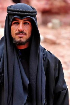 Arabswagger: Bedouin Man