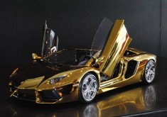 Surrealistic Luxe Supercars