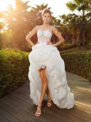 2018 Short Wedding Dresses & Knee-Length Bridal Gowns Canada ...