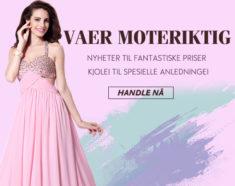 Ballkjoler, Brudekjoler, Aftenkjoler Norge På Nett – MissyDress.no