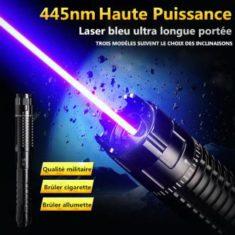 http://www.laserfr.com/10000mw-445nm-pointeur-laser-bleu-puissant.html  Pointeur laser bleu 1000 ...