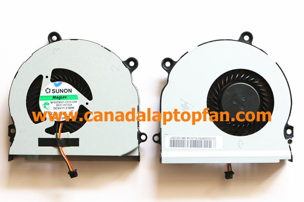 Samsung NP355E5C Series Laptop CPU Fan [Samsung NP355E5C Series Laptop] – CAD$25.99 :