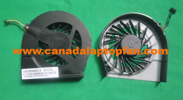 HP Pavilion G6-2290CA Laptop CPU Fan [HP Pavilion G6-2290CA Laptop] – CAD$25.06 :