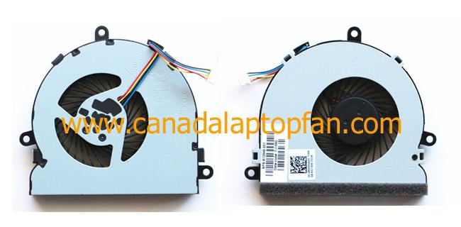 HP 15-BA023CA Laptop CPU Fan 813946-001 [HP 15-BA023CA Laptop Fan] – CAD$25.99 :
